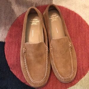 Brooks Brothers Suede Loafers